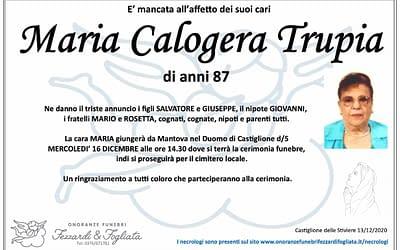Maria Calogera Trupia