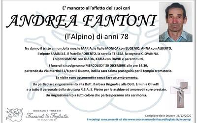 Andrea Fantoni