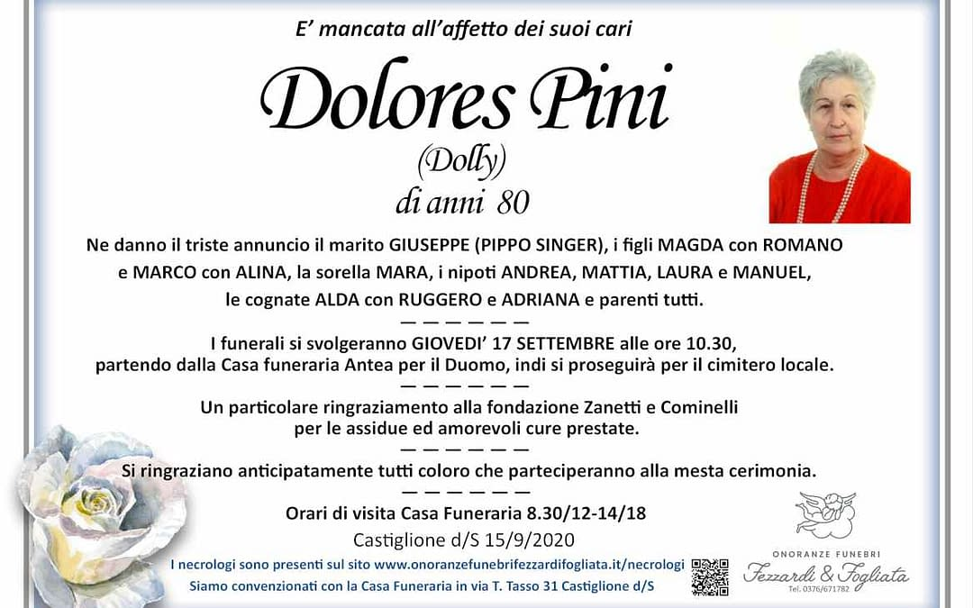 Dolores Pini