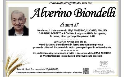 Alverino Biondelli