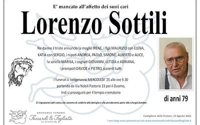 Lorenzo Sottili