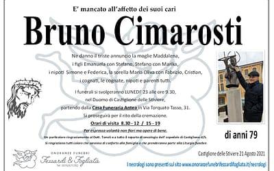 Bruno Cimarosti