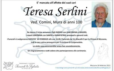 Teresa Serlini