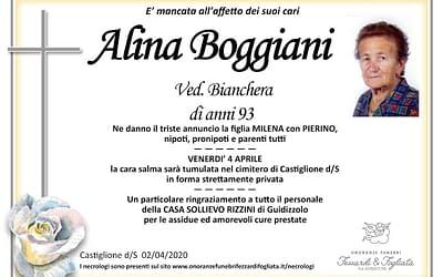 Alina Boggiani