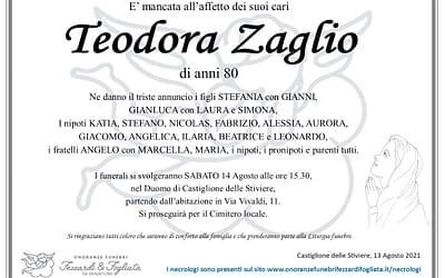 Teodora Zaglio