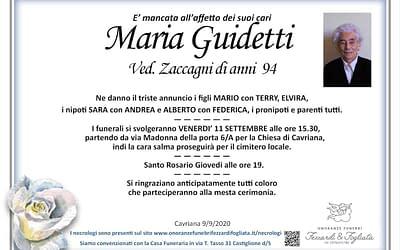 Maria Guidetti