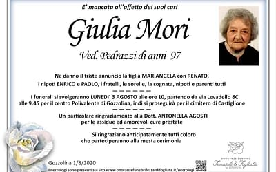 Giulia Mori