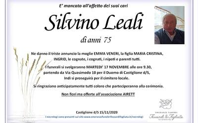 Silvino Leali