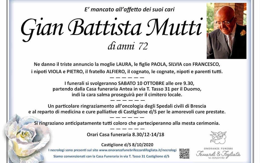 Gian Battista Mutti