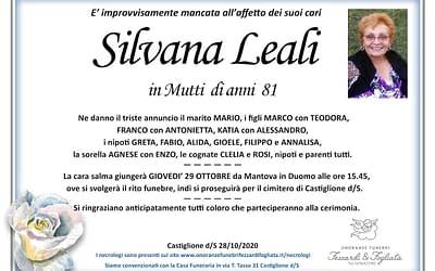Silvana Leali