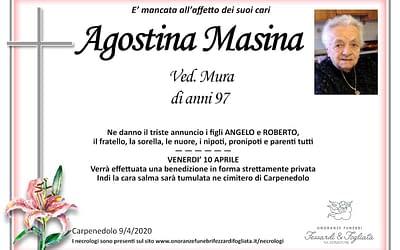 Agostina Masina