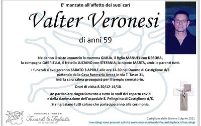 Valter Veronesi