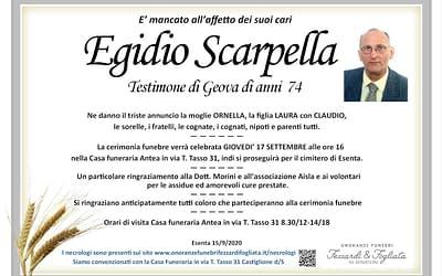 Egidio Scarpella