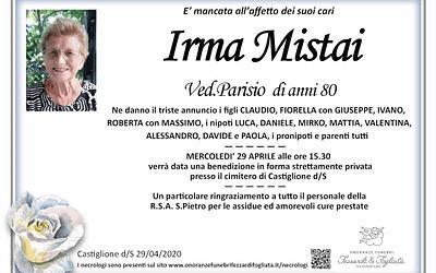 Irma Mistai