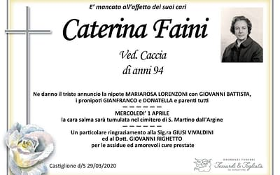 Caterina Faini