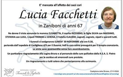 Lucia Facchetti