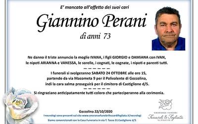 Giannino Perani