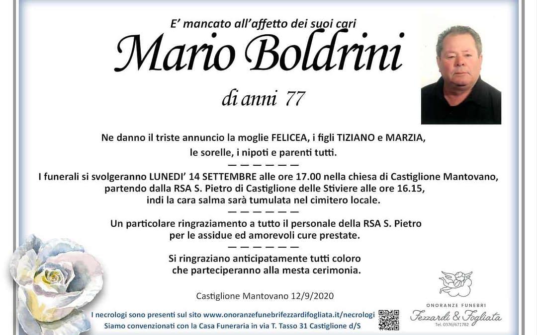 Mario Boldrini