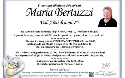 Maria Bertuzzi