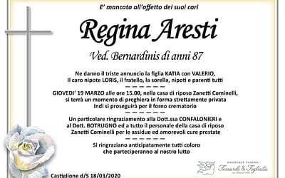 Regina Aresti