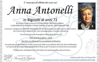 Anna Antonelli