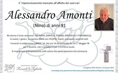 Alessandro Amonti