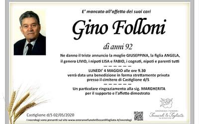 Gino Folloni
