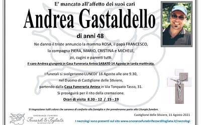 Andrea Gastaldello
