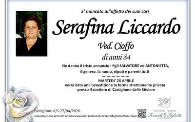 Serafina Liccardo