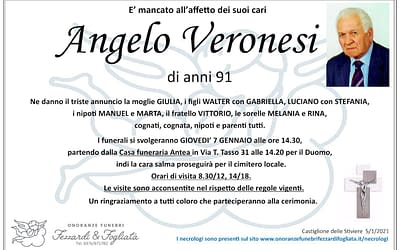 Angelo Veronesi